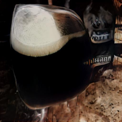 Beer Review:  Imperial Gaspanic Thunder