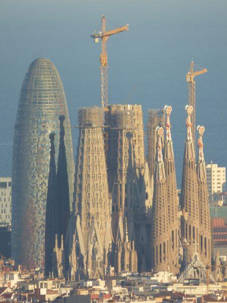 Sagrada Familia: Una torre más