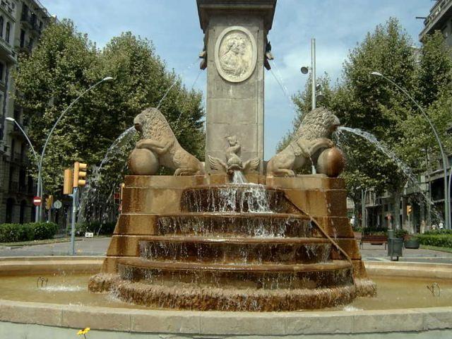 La Fuente de Hércules
