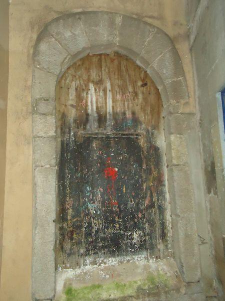 Puerta Templaria Calle Timó