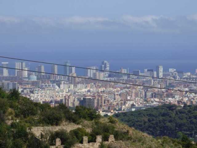 El nuevo skyline de Barcelona