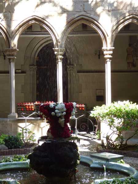 fuente de la basilica