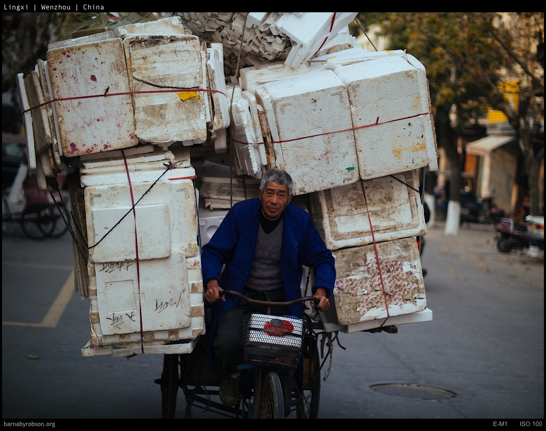 modern life is rubbish - [Lingxi, Wenzhou]
