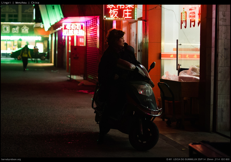 watching, waiting - [Lingxi, Wenzhou series]