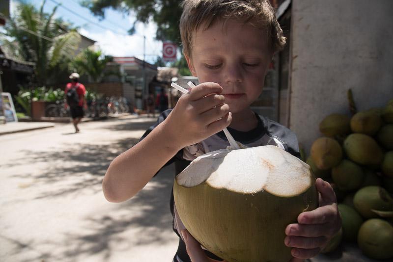 Kokosnød Gili T