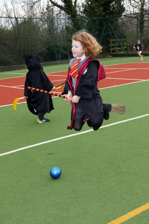 A magical World Book Day at Prep School - Barnard Castle ...