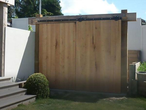 EXTERIOR & Home | Barn Doors NZ