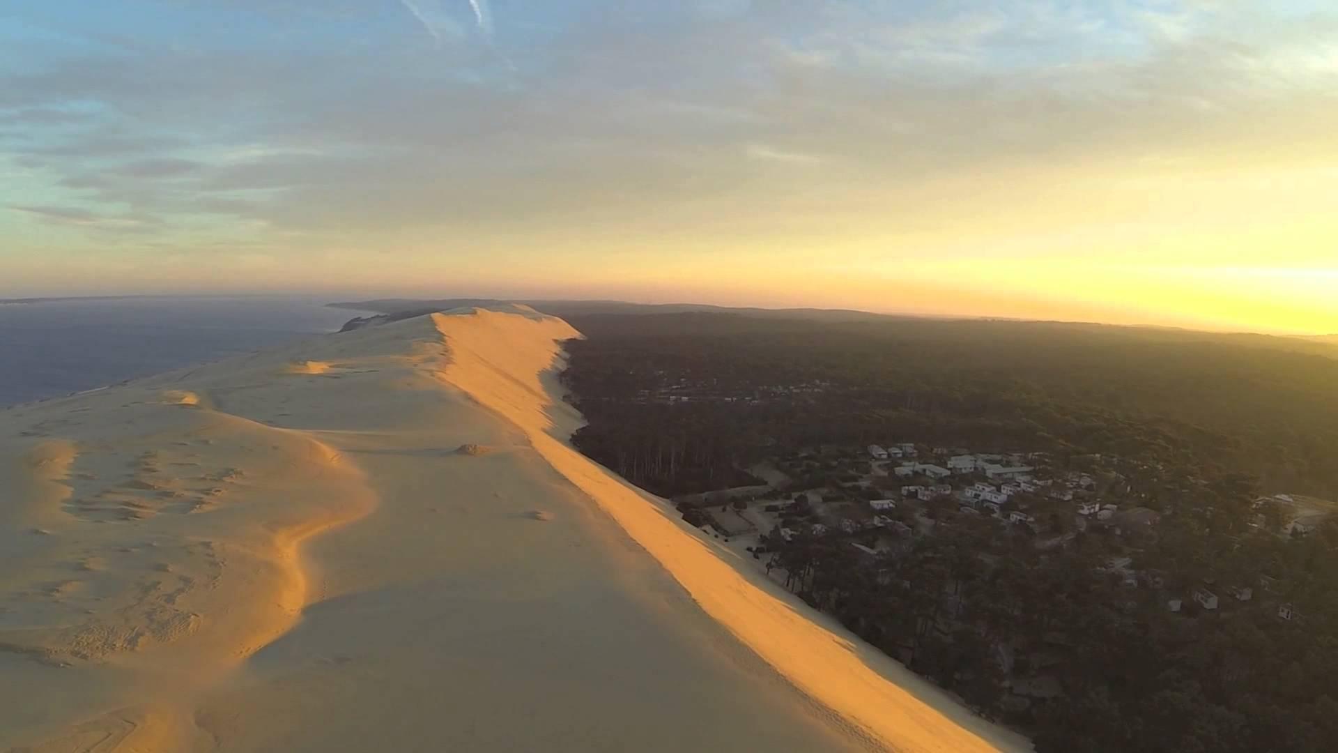 Un Peu Dhistoire Sur La Dune Du Pilat Barnes Bassin D