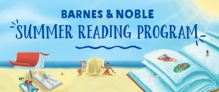 Image result for BARNES AND NOBLE SUMMER READING