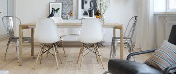 How To Create The Perfect Scandinavian Dining Room
