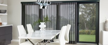 What kind of blinds to use on bi-fold doors?