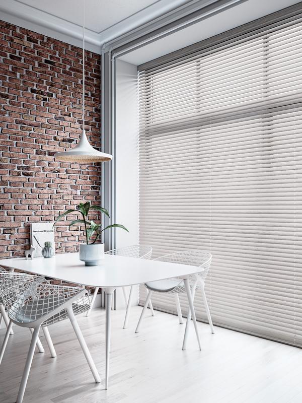 wooden blinds - revera sunwood