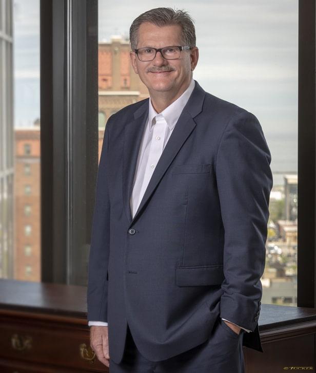 Jeff Neuman Director and President Headshot