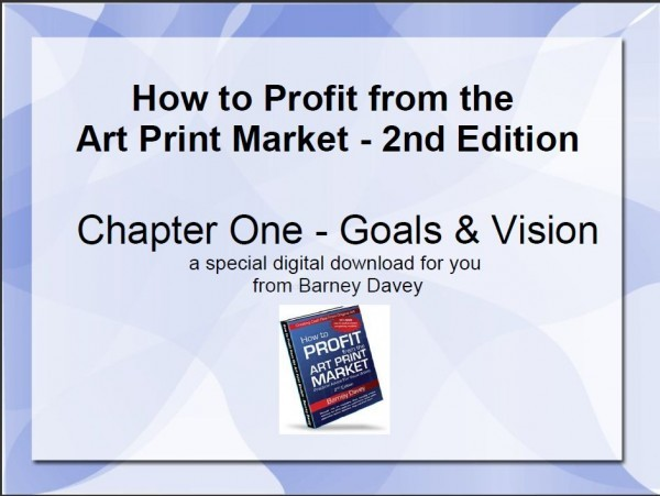 How to Profit from the Art Print Market - 2nd Edition