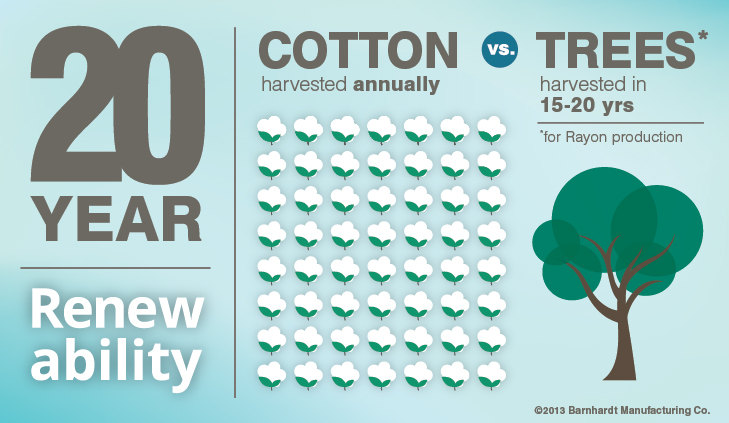 The Sustainability of Cotton | Sustainable Cotton