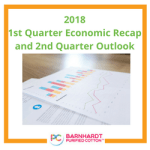Domestic and Global Cotton Markets: Economic Outlook 2nd Quarter 2018