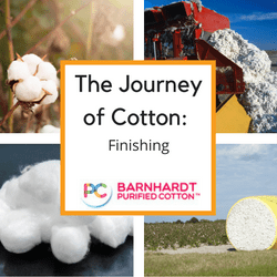 The Journey of Cotton- Finishing