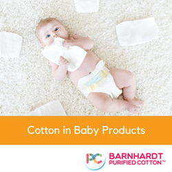 Purified Cotton in Baby Products