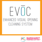 Barnhardt Delivers New Standard of Purified Cotton with EVŌC System