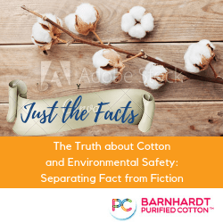 The Truth about Cotton and Environmental Safety: Separating Fact from Fiction