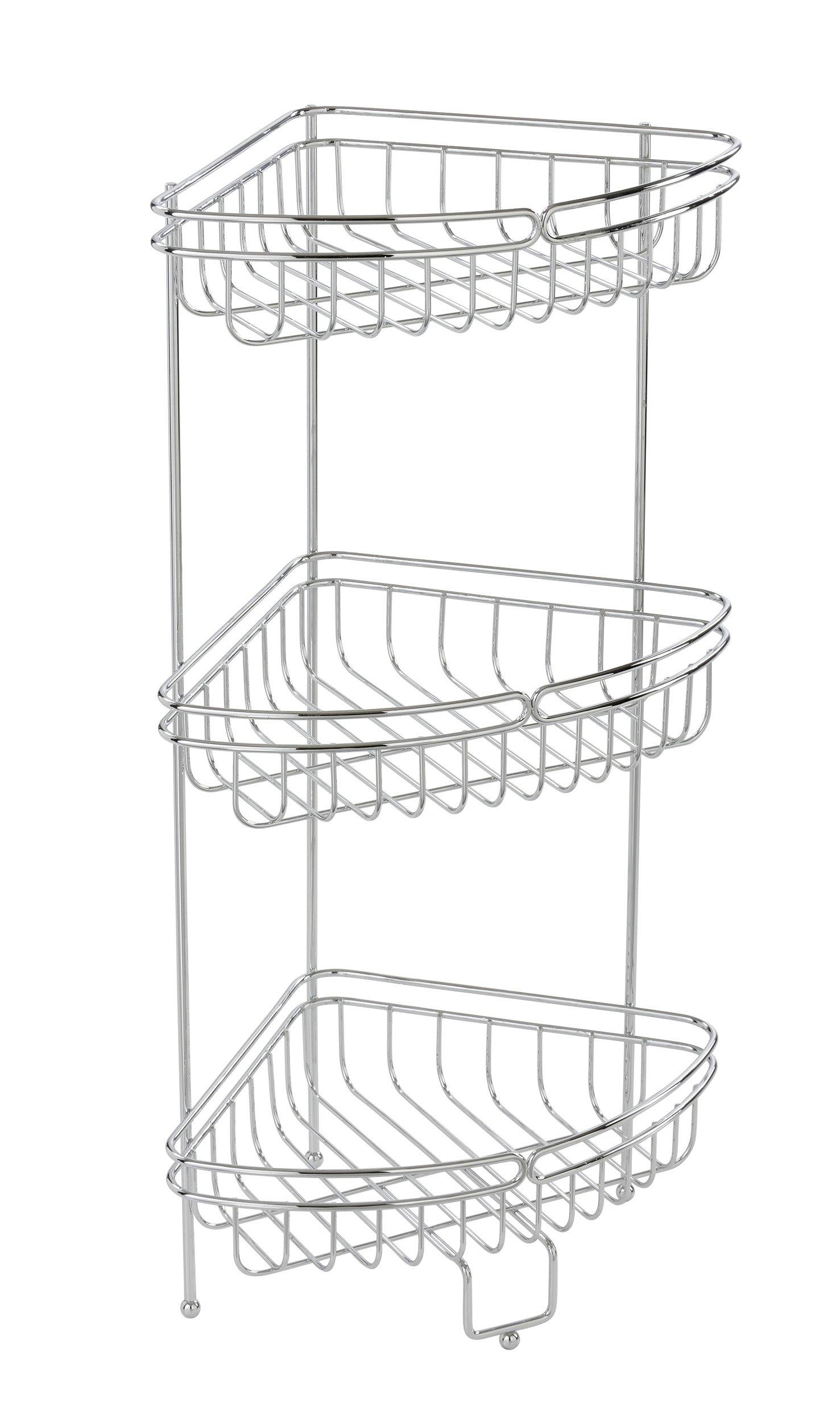 Showerdphoenix Wire Corner Floor Caddy At Barnitts Online Store Uk