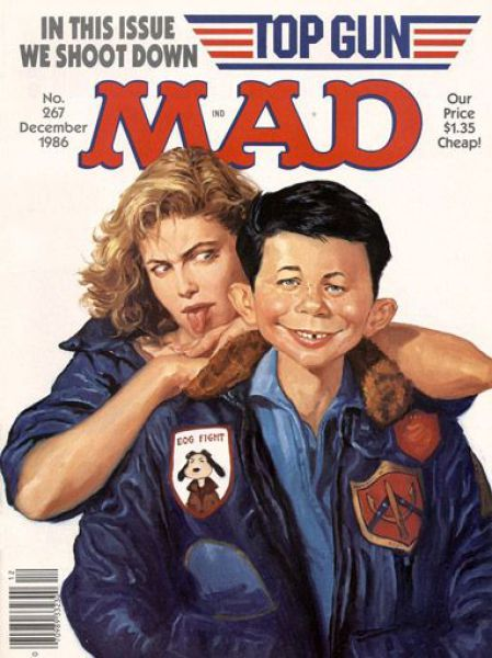 The Best Covers of Mad Magazine - Barnorama