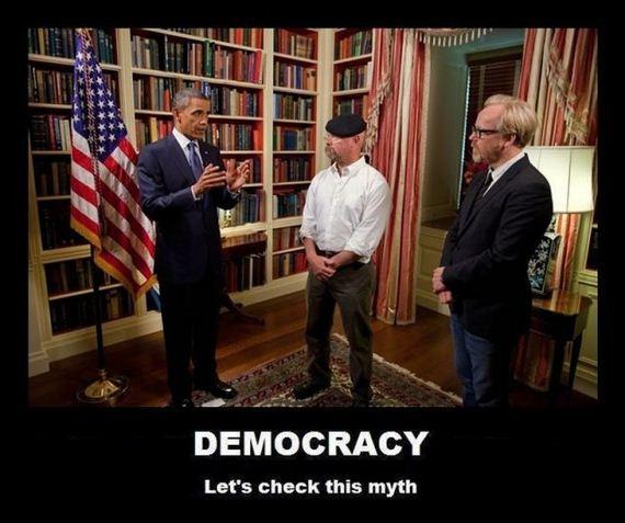 myth busters, www.zazenlife.com, democracy