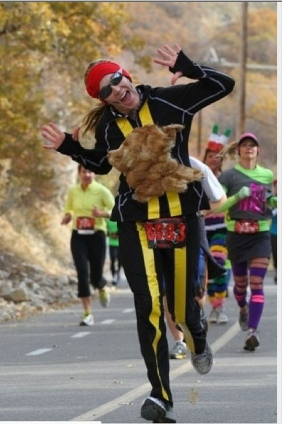 Really Bad Runner Costumes Barnorama