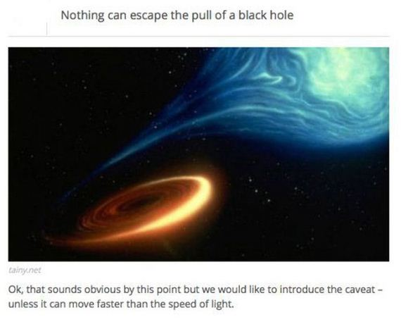 Interesting Facts About The Black Holes Barnorama