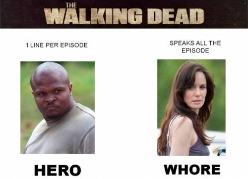 Walking Dead Truth Barnorama
