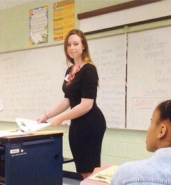 Hot And Sexy Teachers - Barnorama