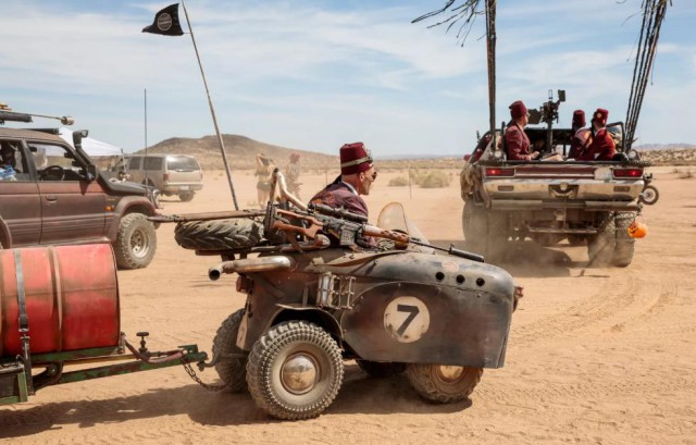Awesome Wasteland Weekend For Mad Max Fans Barnorama