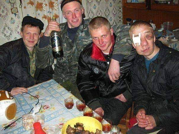 Ain T No Party Like A Slav Party Barnorama