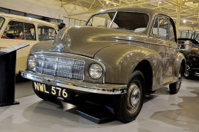 1st production Morris Minor