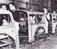 End of production for the Morris Minor 1000 Traveller