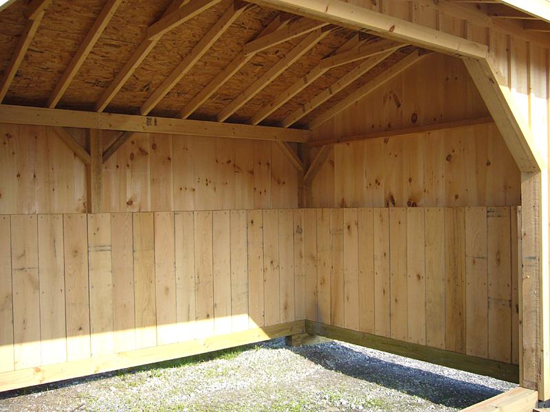 Building Shed Base