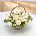 Memories Flower Basket