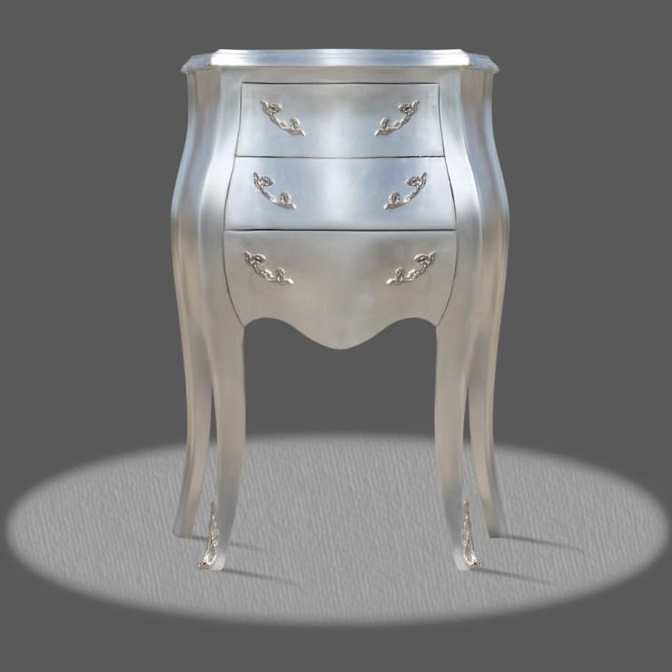 Kommode In Silber 2021