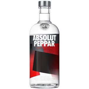 absolut peppar votka