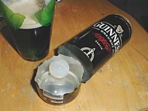 guinnes bira topu-wiget