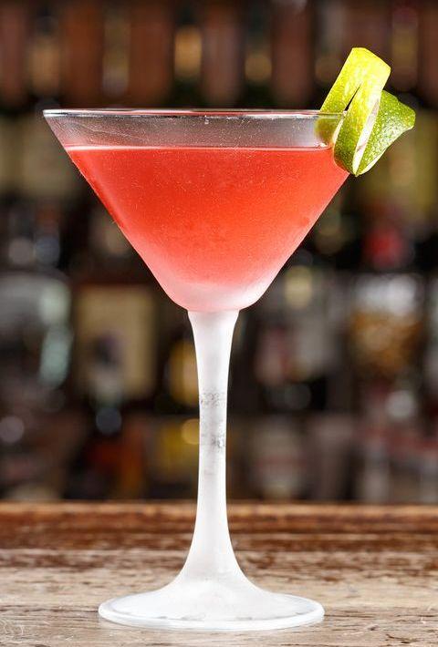 cosmopolitan kokteyl cocktail