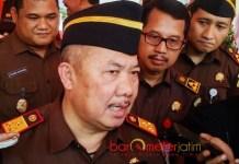 USUT TUNTAS P2SEM: Maruli Hutagalung, 15 anggota DPRD Jatim periode 2004-2009 akan diperiksa dalam kasus megakorupsi P2SEM. | Foto: Barometerjatim.com/ABDILLAH HR