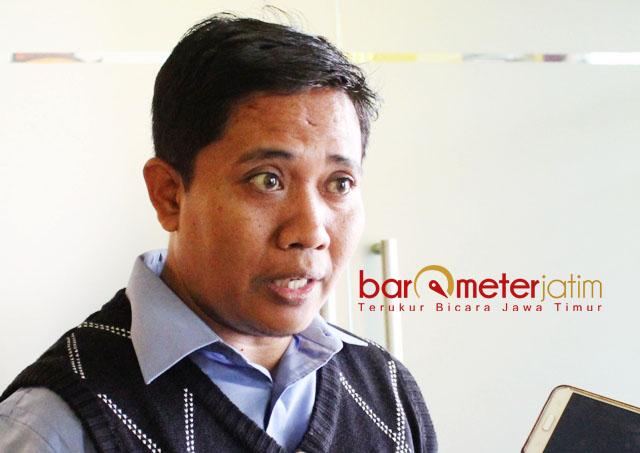 NU BUKA PARPOL: Surochim Abdussalam, NU di daerah jangan dikelola ala Parpol karena bisa merusak khitthah. | Foto: Barometerjatim.com/ABDILLAH HR