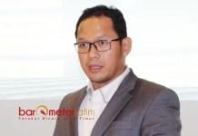 SOROTI GIZI BURUK DI SURABAYA: Kepala Perwakilan Unicef untuk Pulau Jawa, Arie Rukmantara menyoroti kasus gizi buruk di Surabaya. | Foto: Barometerjatim.com/NANTHA LINTANG