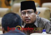 Anwar Sadad, Kiai Asep berusaha tutupi kekurangajaran Romahurmuziy.   Foto: Barometerjatim.com/dok
