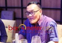 Imam Sunardhi, dorang Gus Hans maju di Pilwali Surabaya 2020. | Foto: Barometerjatim.com/abdillah hr
