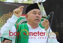 Kiai Asep Saifuddin Chalim, tak ada rekomendasi untuk Romi. | Foto: Barometerjatim.com/roy hs