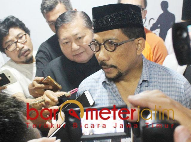 Machfud Arifin, Jokowi-Ma'ruf akan menang di Jatim dengan suara 60-70 persen. | Foto: Barometerjatim.com/roy hs