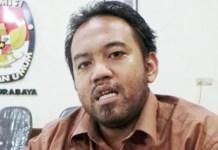 Purnomo Satrio Pringgodigdo, kecam penganiayaan terhadap komisioner Panwascam Waru, Pamekasan. | Foto: Ist