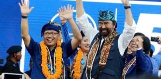 Surya Paloh, strategi jitu membuat peningkatan elektoral Nasdem paling signifikan di Pemilu 2019. | Foto: Ist